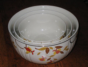 jewel tea bowls