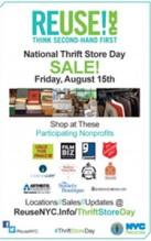 nantional thrift day