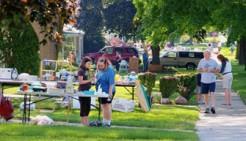 national yard sale day