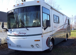 2000 journey winnebago rv