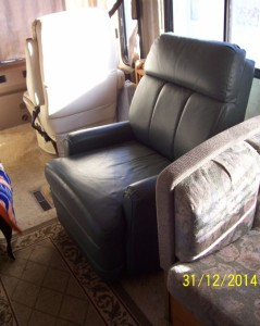 rocker chair with foot rest